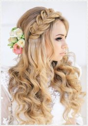 2016 long hairstyles prom