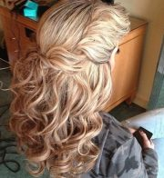 chic hairstyles thick and wavy