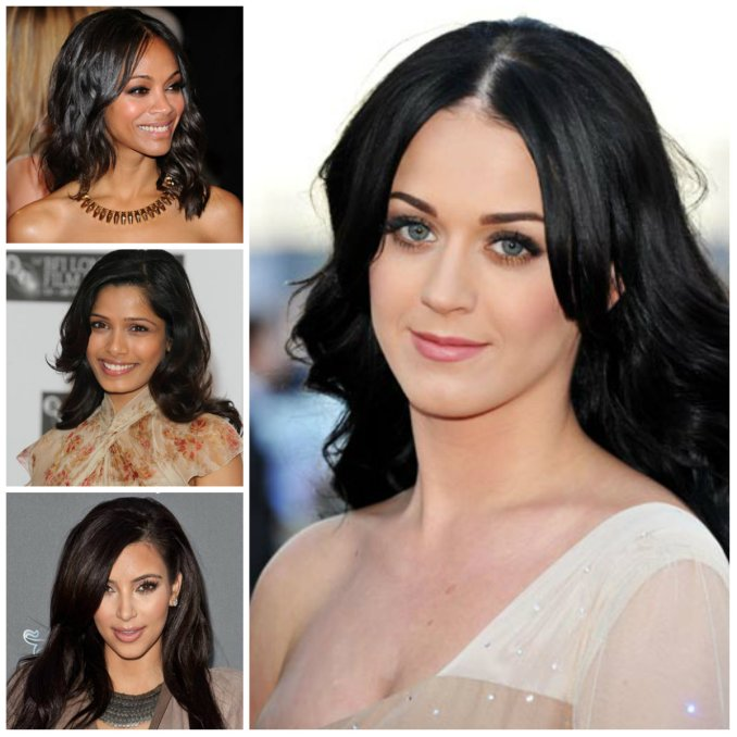 celebrity hairstyles | 2019 haircuts, hairstyles and hair colors