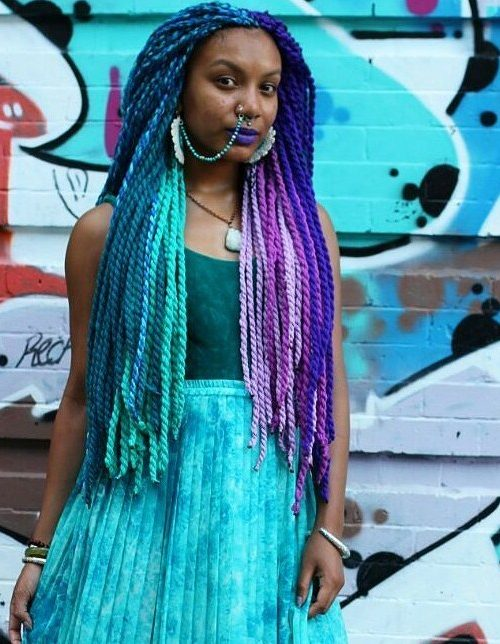Cool Yarn Braids For 2017 2019 Haircuts Hairstyles And