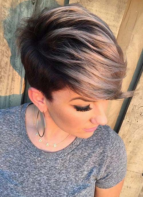 Womens Short Hairstyles For 2017  2019 Haircuts