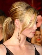 high ponytail ideas 2017