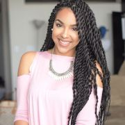 twisted hairstyles natural
