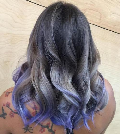 Incredible Shades Of Grey Hair Trend For 2017 2019