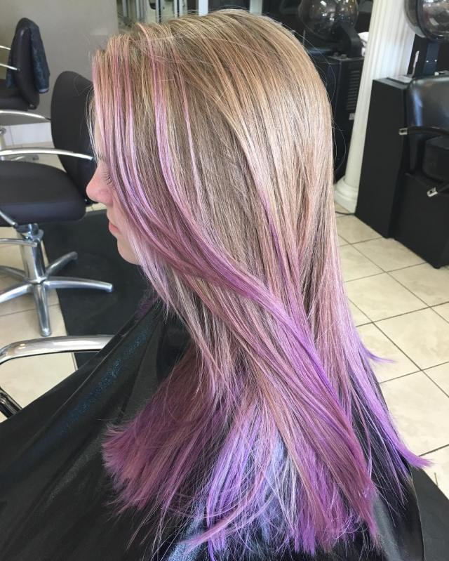 light purple hair colors | 2019 haircuts, hairstyles and