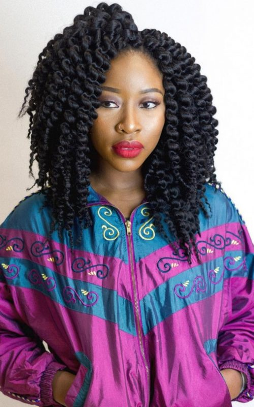 Gorgeous Senegalese Twist Styles for 2017  2019 Haircuts