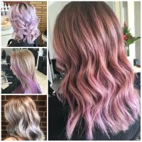 Light Purple Hair Colors | 2019 Haircuts, Hairstyles and ...