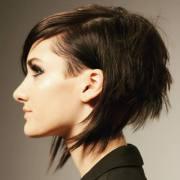layered bob haircut women 2017