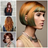 Copper Hair Color Ideas for 2017