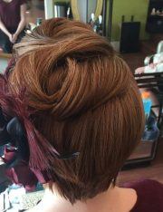 2017 updo hairstyles prom