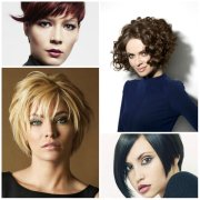 latest short haircuts with layers