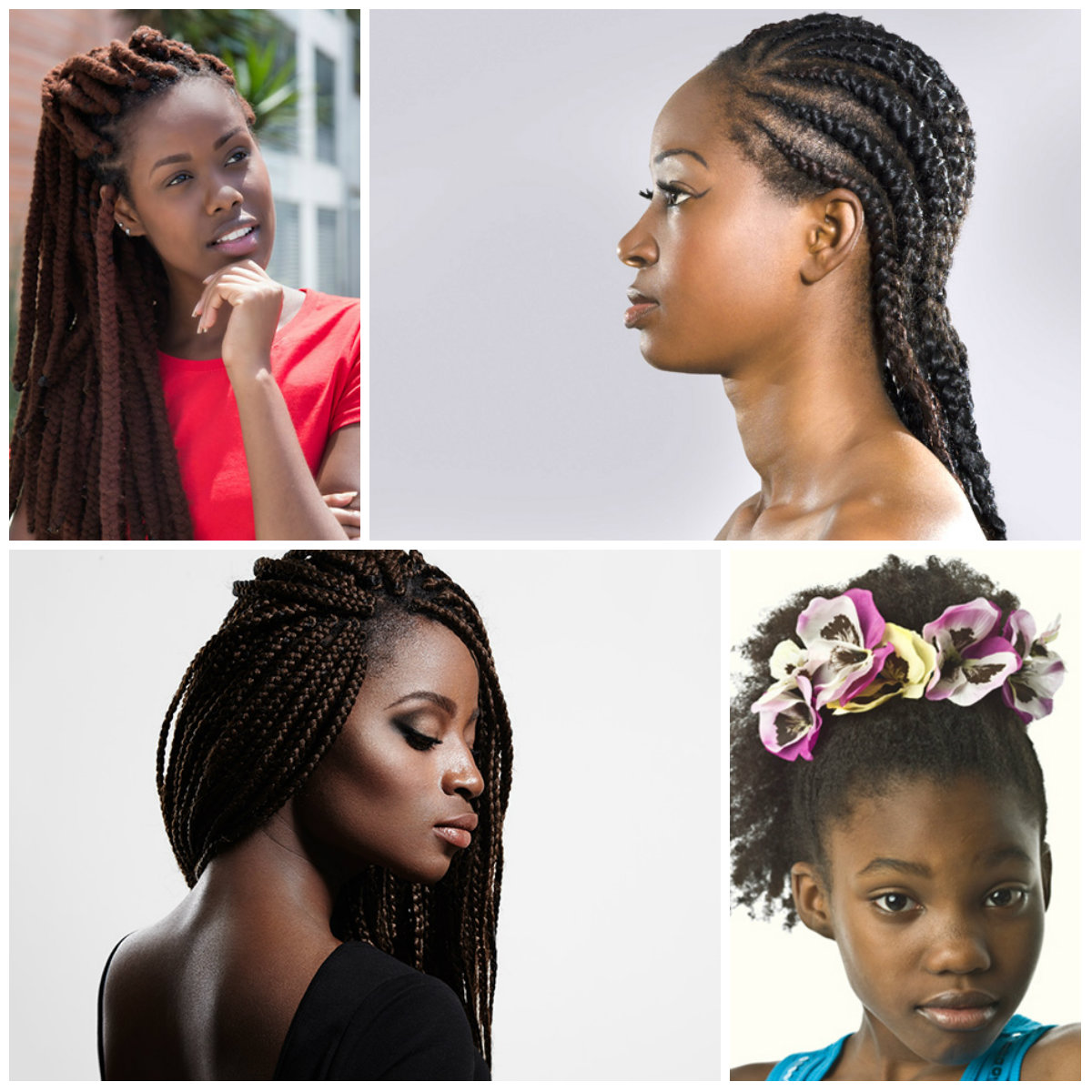 Cute And Trendy Hairstyles For Black Teen Girls 2019 Haircuts