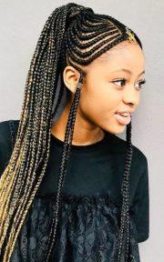 unique fulani braids