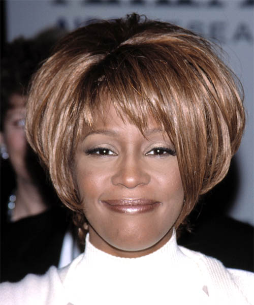 Whitney Houston Hairstyles For 2017 Celebrity Hairstyles By