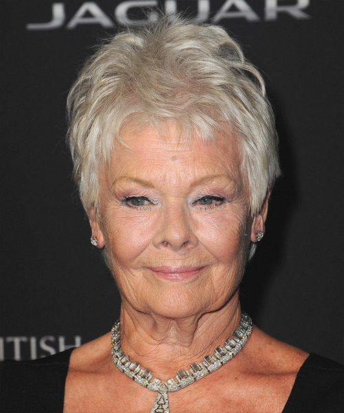 Judi Dench Hairstyles For 2017 Celebrity Hairstyles By