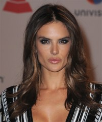 Alessandra Ambrosio Hairstyles in 2018