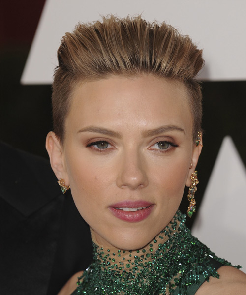 Scarlett Johansson Hairstyles For 2017 Celebrity Hairstyles By