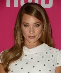 Hannah Davis Long Straight Formal Hairstyle - Light ...