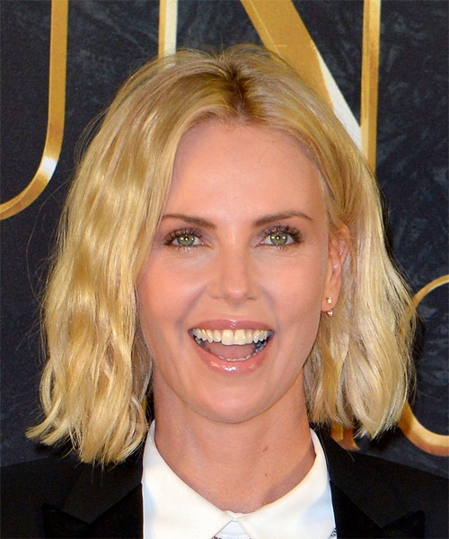 Charlize Theron Hairstyles For 2017 Celebrity Hairstyles By