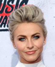 julianne hough long straight light