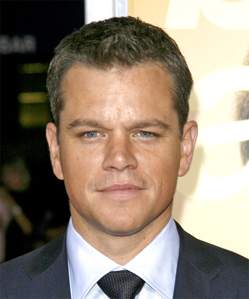 Matt Damon Hairstyles For 2017 Celebrity Hairstyles By