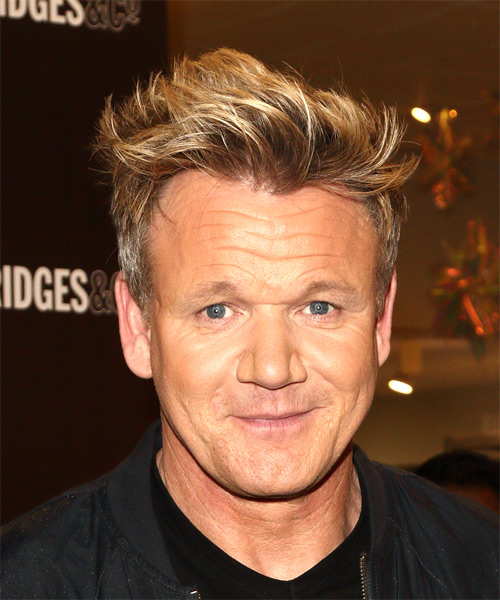 Gordon Ramsay Hairstyles Hair Cuts and Colors