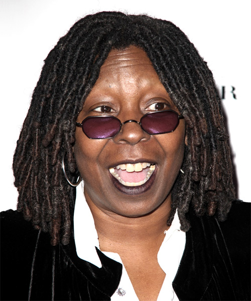 Whoopi Goldberg Hairstyles For 2017 Celebrity Hairstyles By
