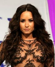demi lovato hairstyles in 2018