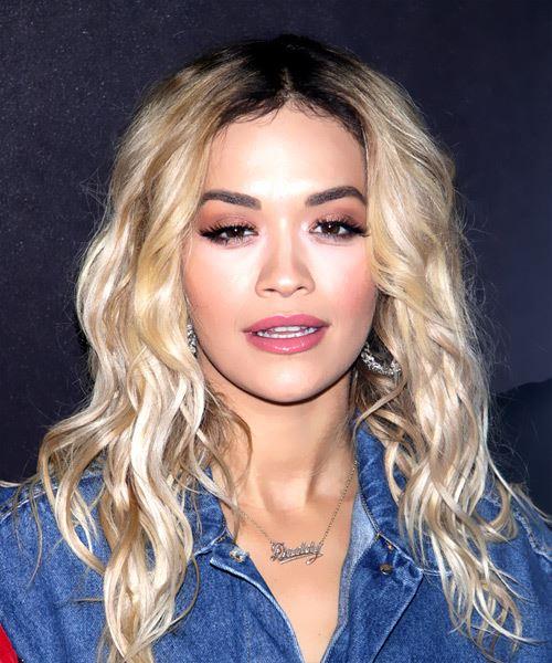 Rita Ora Hairstyles Gallery