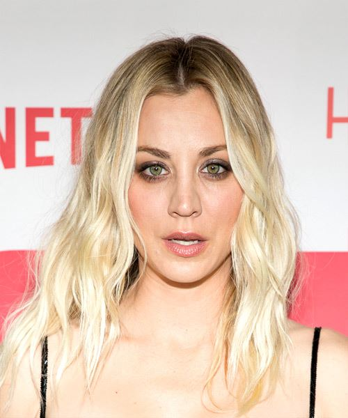 26 Kaley Cuoco Hairstyles Hair Cuts And Colors