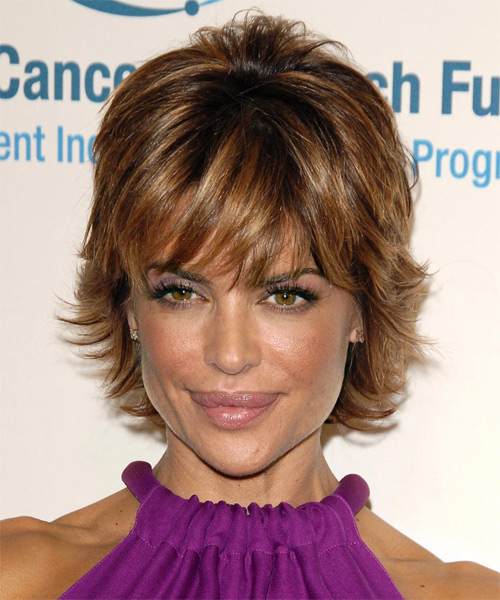 Lisa Rinna Hairstyles For 2017 Celebrity Hairstyles By