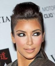 kim kardashian long straight formal