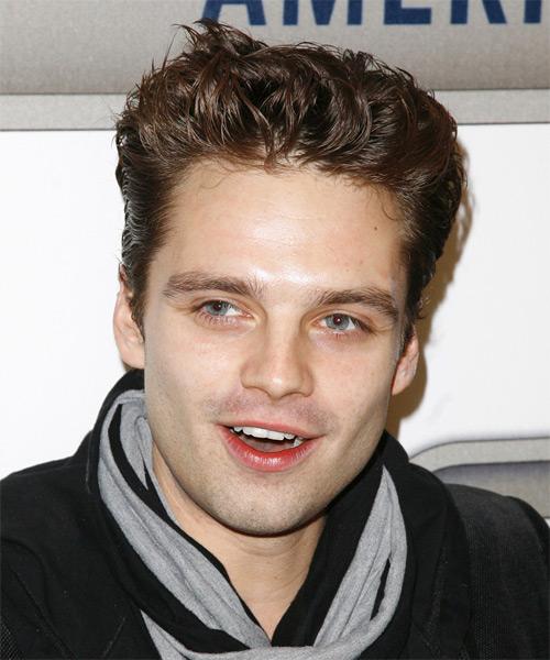 Sebastian Stan Hairstyles In 2018
