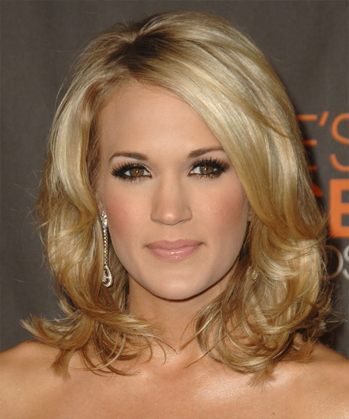 Carrie Underwood Hairstyles For 2017 Celebrity Hairstyles By