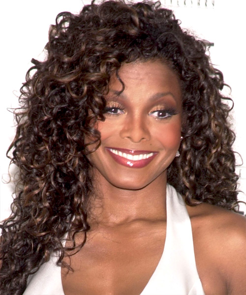 Janet Jackson Hairstyles For 2017 Celebrity Hairstyles By