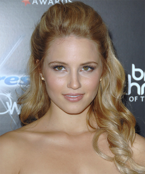 Dianna Agron Hairstyles Gallery