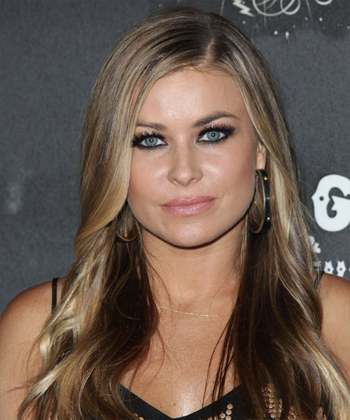 Carmen Electra Hairstyles For 2017 Celebrity Hairstyles By