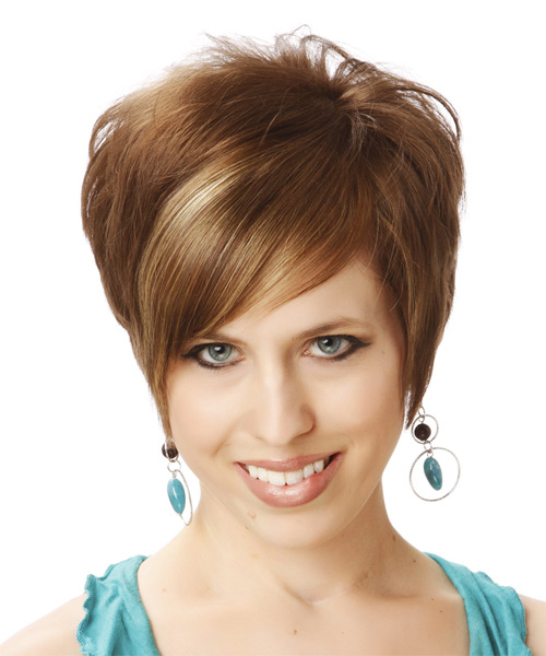 Short Hairstyles For Every Face Shape TheHairStyler Com