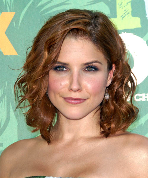 Sophia Bush Hairstyles : sophia, hairstyles, Sophia, Hairstyles,, Colors