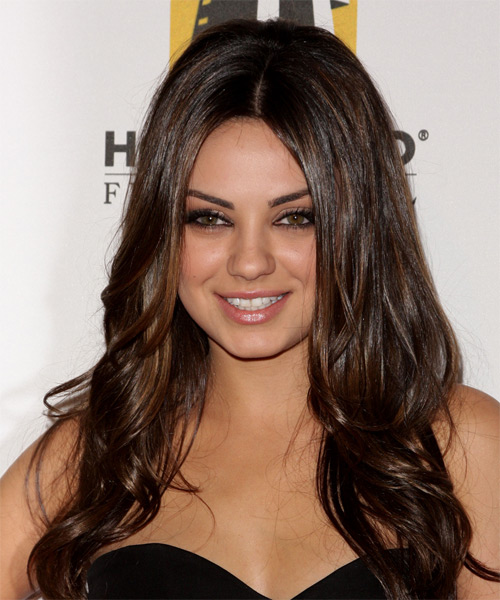 11 Mila Kunis Hairstyles Hair Cuts And Colors
