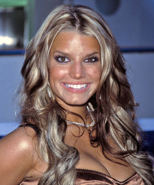 Jessica Simpson Hairstyles Gallery