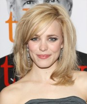 rachel mcadams medium straight