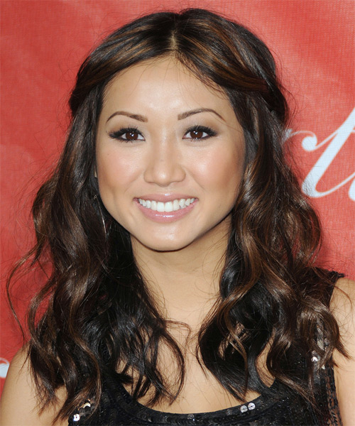 Brenda Song Hairstyles For 2017 Celebrity Hairstyles By