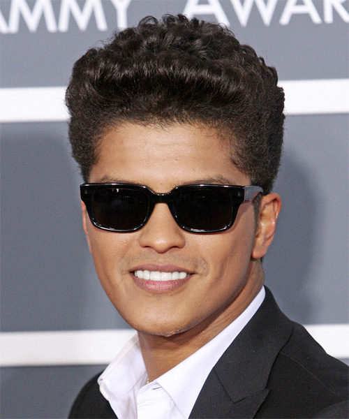 Bruno Mars Hairstyles For 2017 Celebrity Hairstyles By