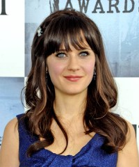 Best Zooey Deschanel Hairstyles Gallery