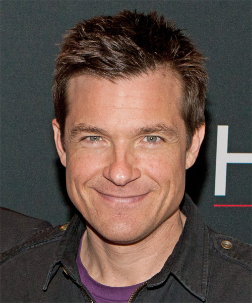 Jason Bateman Short Straight Casual Hairstyle Medium