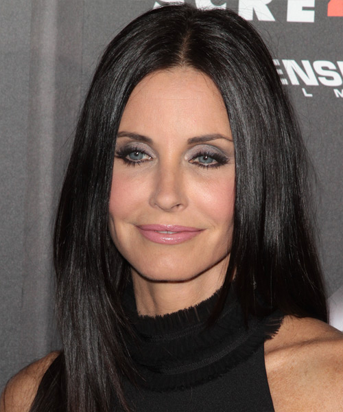 Courteney Cox Hairstyles For 2017 Celebrity Hairstyles By