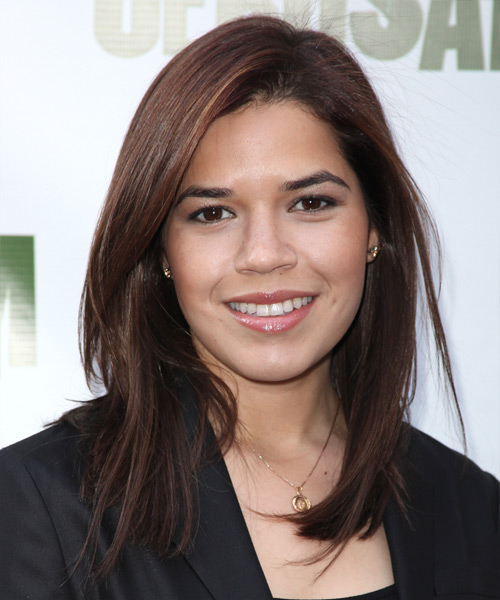 America Ferrera Hairstyles For 2017 Celebrity Hairstyles By