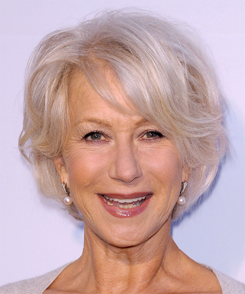 Helen Mirren Hairstyles For 2017 Celebrity Hairstyles By