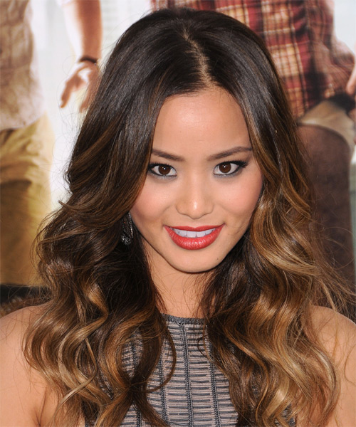 Jamie Chung Hairstyles Gallery